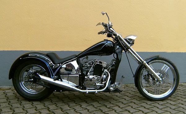 Harley Davidson Regal Motor