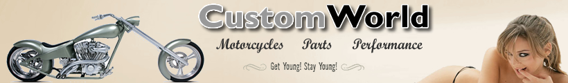 CustomWorld - das Custom & Motorcycles Portal!